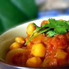 Chana Curry- Kichererbsen Curry